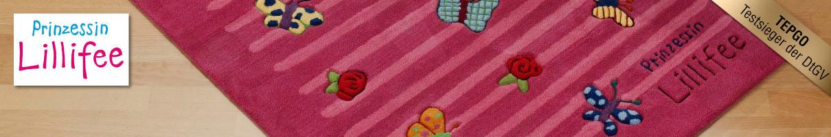 Prinzessin Lillifee Teppich bei tepgo kaufen
