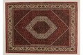 Oriental Collection Bidjar m.Seide rot 76032