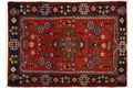 Oriental Collection Hamedan rot 76057