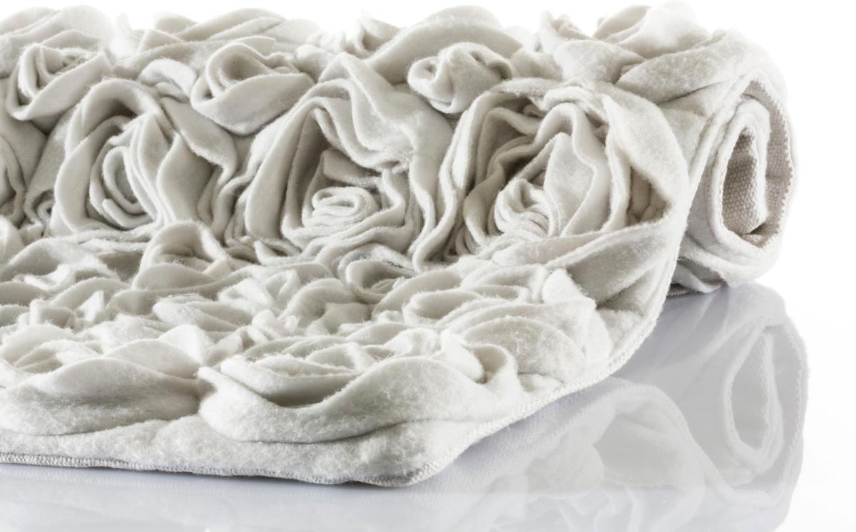 aquanova rose badteppich grau badteppiche bei tepgo kaufen. Black Bedroom Furniture Sets. Home Design Ideas