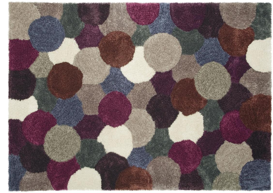 arte espina dance shaggy 8103 blau teppich hochflor teppich bei tepgo kaufen versandkostenfrei. Black Bedroom Furniture Sets. Home Design Ideas