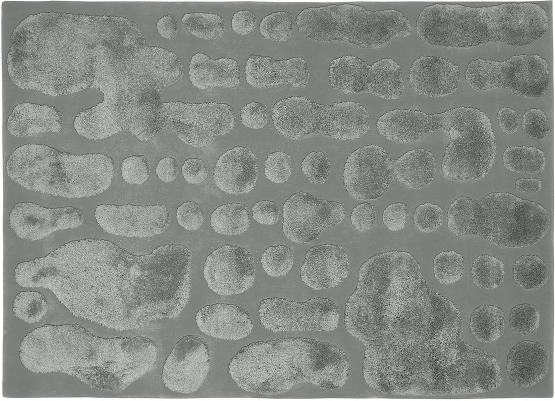 Arte Espina Dynamic 7504 grau Moderner Teppich bei tepgo