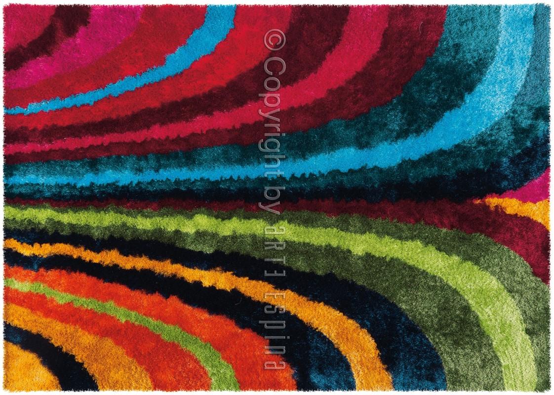Arte Espina Funky 8112 41 Multicolor Designerteppich