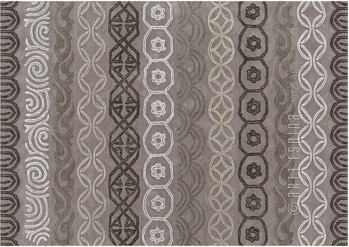 arte espina sense 4324 66 designerteppich teppich bei. Black Bedroom Furniture Sets. Home Design Ideas