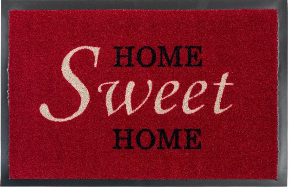 astra fussmatte homelike sweet home rot 50x70 fu matten. Black Bedroom Furniture Sets. Home Design Ideas