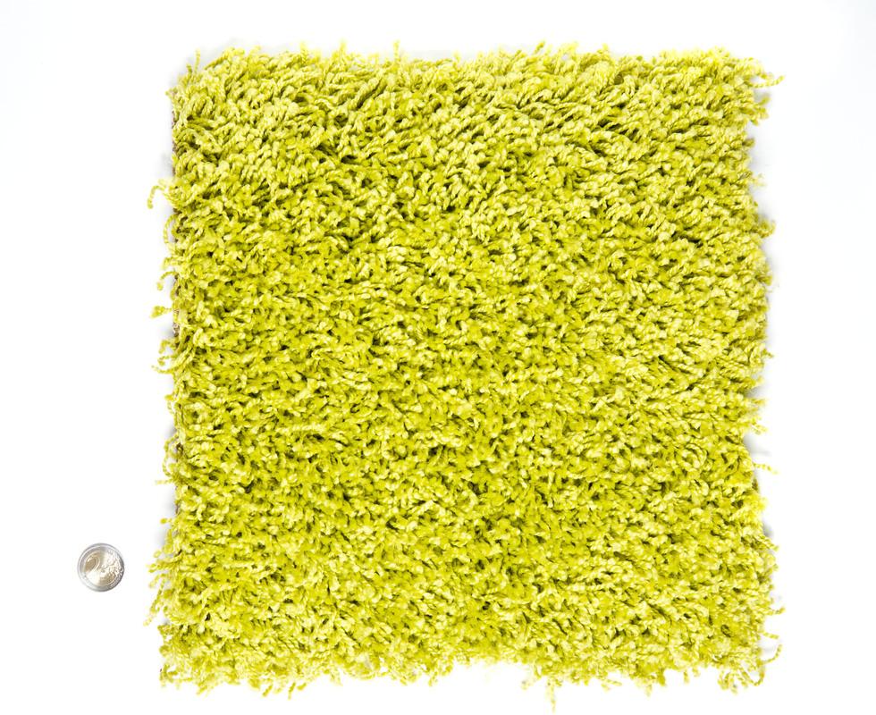 Astra , Teppich, Palermo, hellgrün, Hochflor, 50 mm