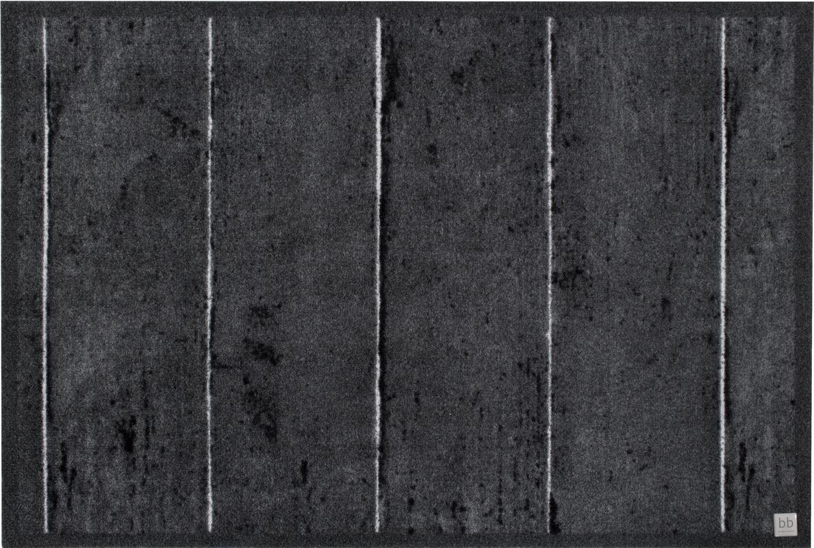 barbara becker fu matte beachwood dark secret 50x70 cm fu matten bei tepgo kaufen. Black Bedroom Furniture Sets. Home Design Ideas