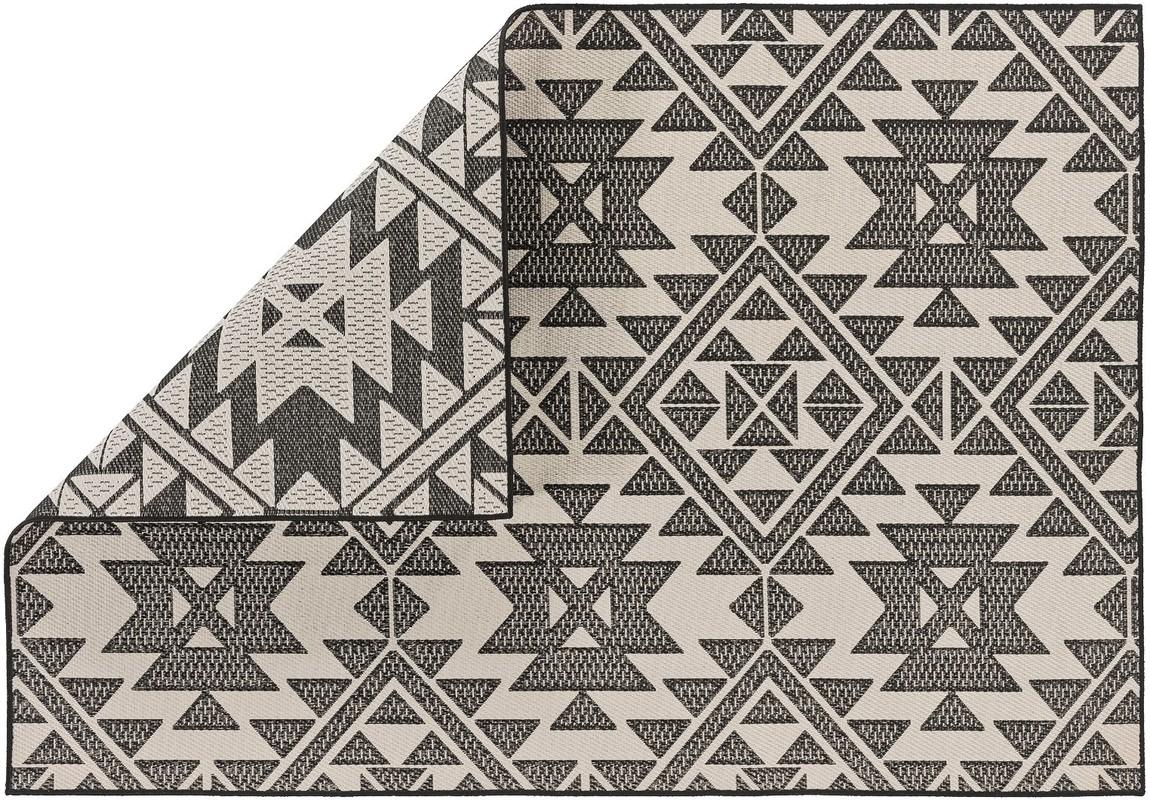 barbara becker teppich b b loft schwarz creme teppich. Black Bedroom Furniture Sets. Home Design Ideas