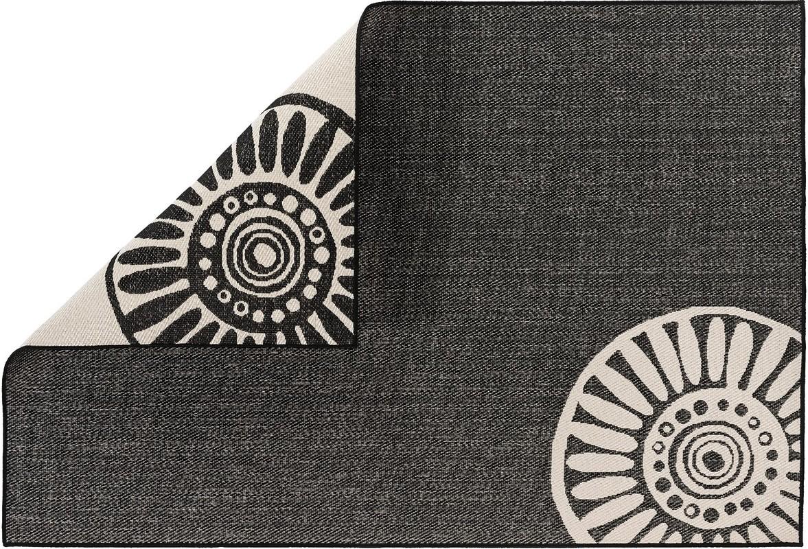 barbara becker teppich b b patio schwarz creme teppich. Black Bedroom Furniture Sets. Home Design Ideas
