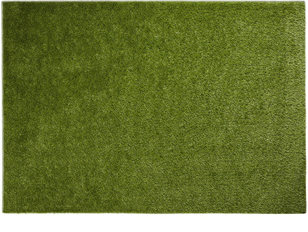 Teppich grün  Barbara Becker Outdoor-Teppich b.b Miami Style grün Teppich ...