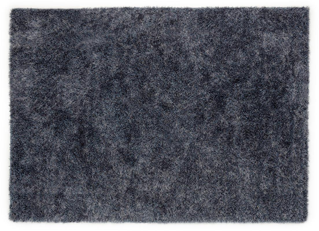 barbara becker hochflorteppich emotion blau teppich. Black Bedroom Furniture Sets. Home Design Ideas