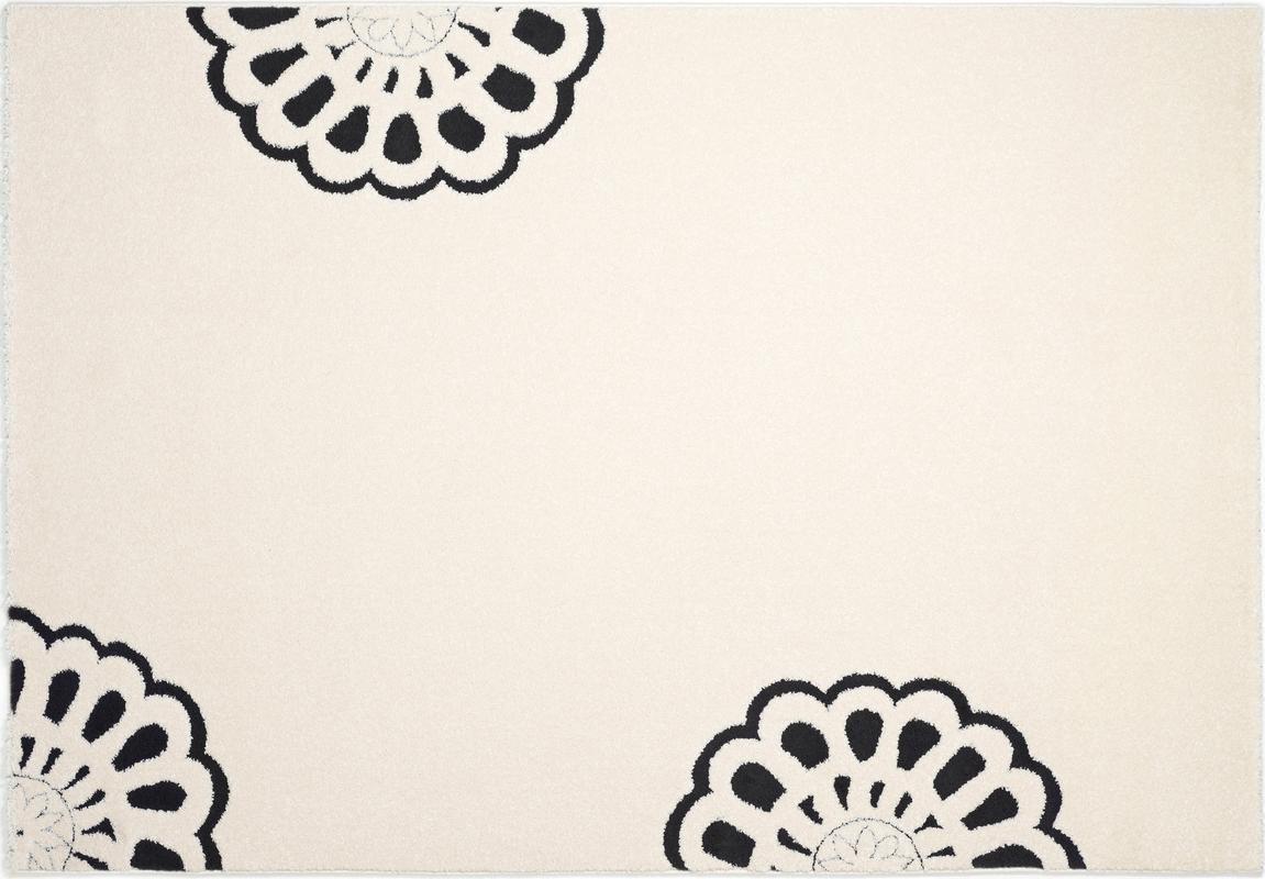 barbara becker teppich feeling creme anthrazit bei tepgo. Black Bedroom Furniture Sets. Home Design Ideas