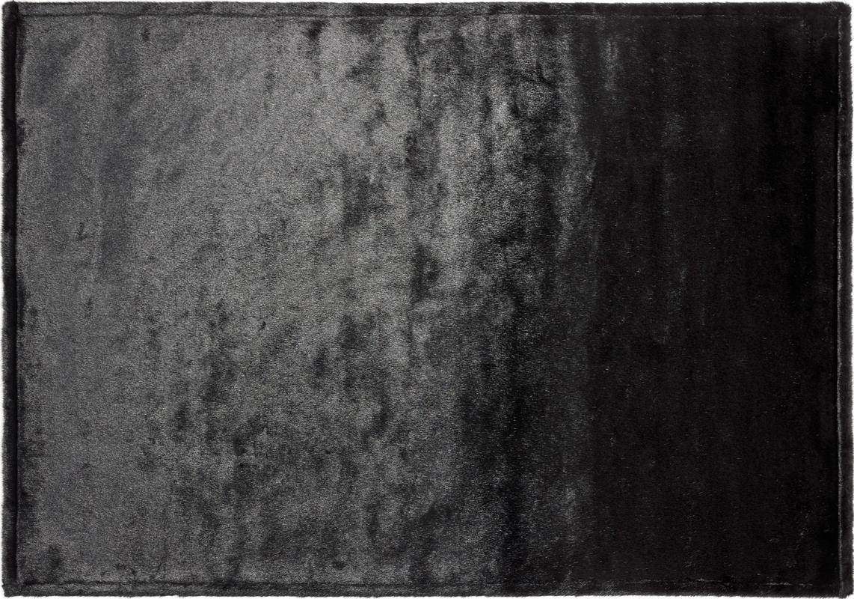 Barbara Becker Hochflorteppich Flair schwarz Teppich