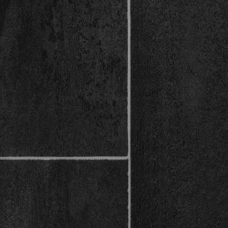 hometrend pvc boden ela roxa schwarz bodenbel ge bei tepgo kaufen versandkostenfrei ab 40 eur. Black Bedroom Furniture Sets. Home Design Ideas
