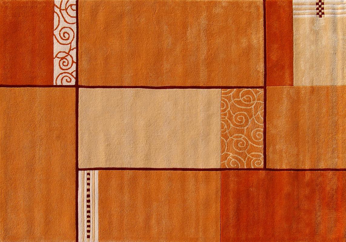 Teppich orange  Teppich Dino Basic bei tepgo kaufen. Versandkostenfrei!