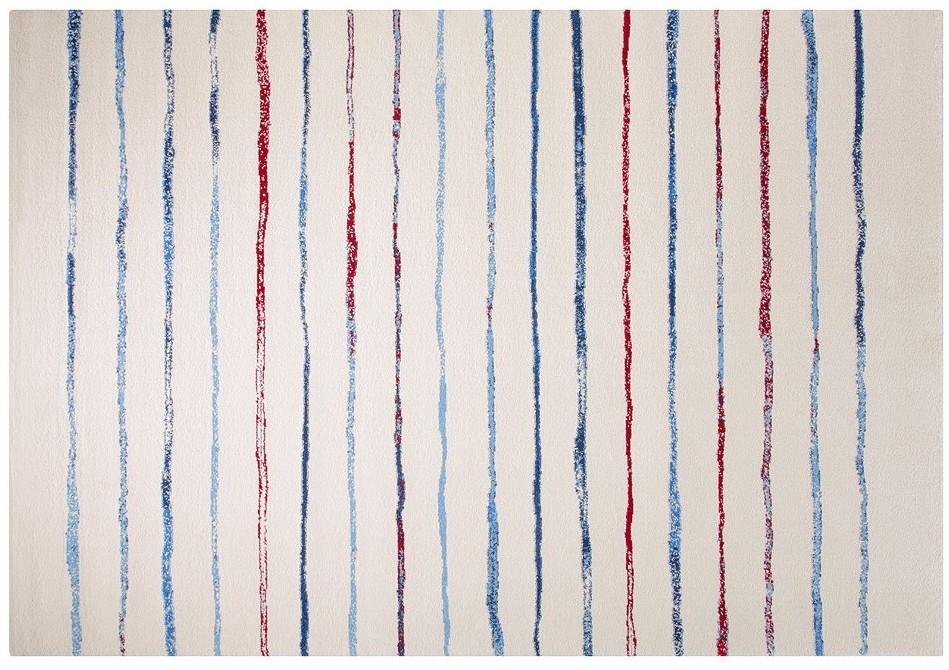 Kinderteppich esprit  ESPRIT Teppich, Joyful Stripes ESP-8023-01 weiss Teppich ...