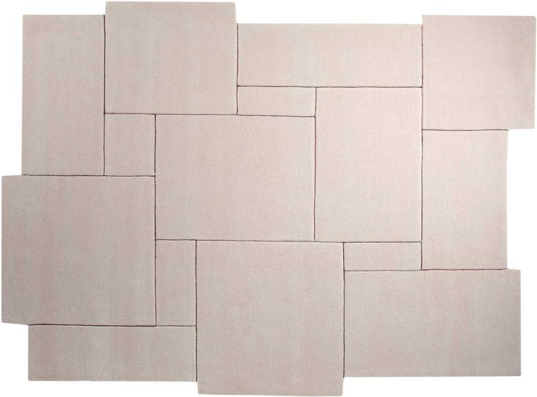 esprit teppich puzzle esp 3119 05 beige moderner teppich. Black Bedroom Furniture Sets. Home Design Ideas