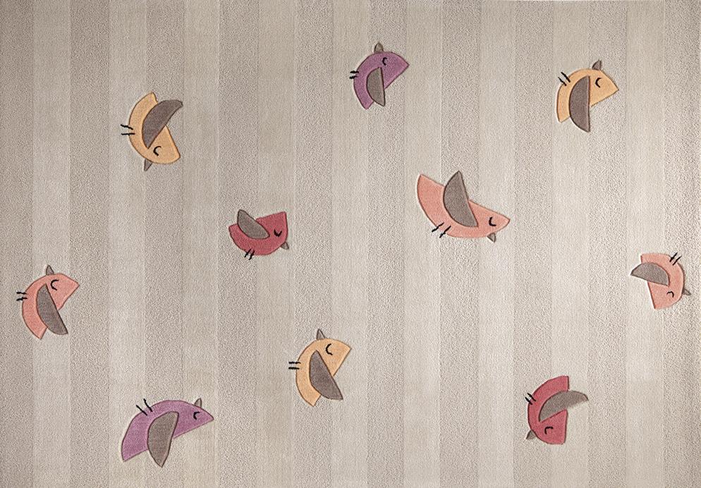 Esprit Teppich Kinderteppich ~ Esprit teppich birdie esp teppich kinderteppich bei