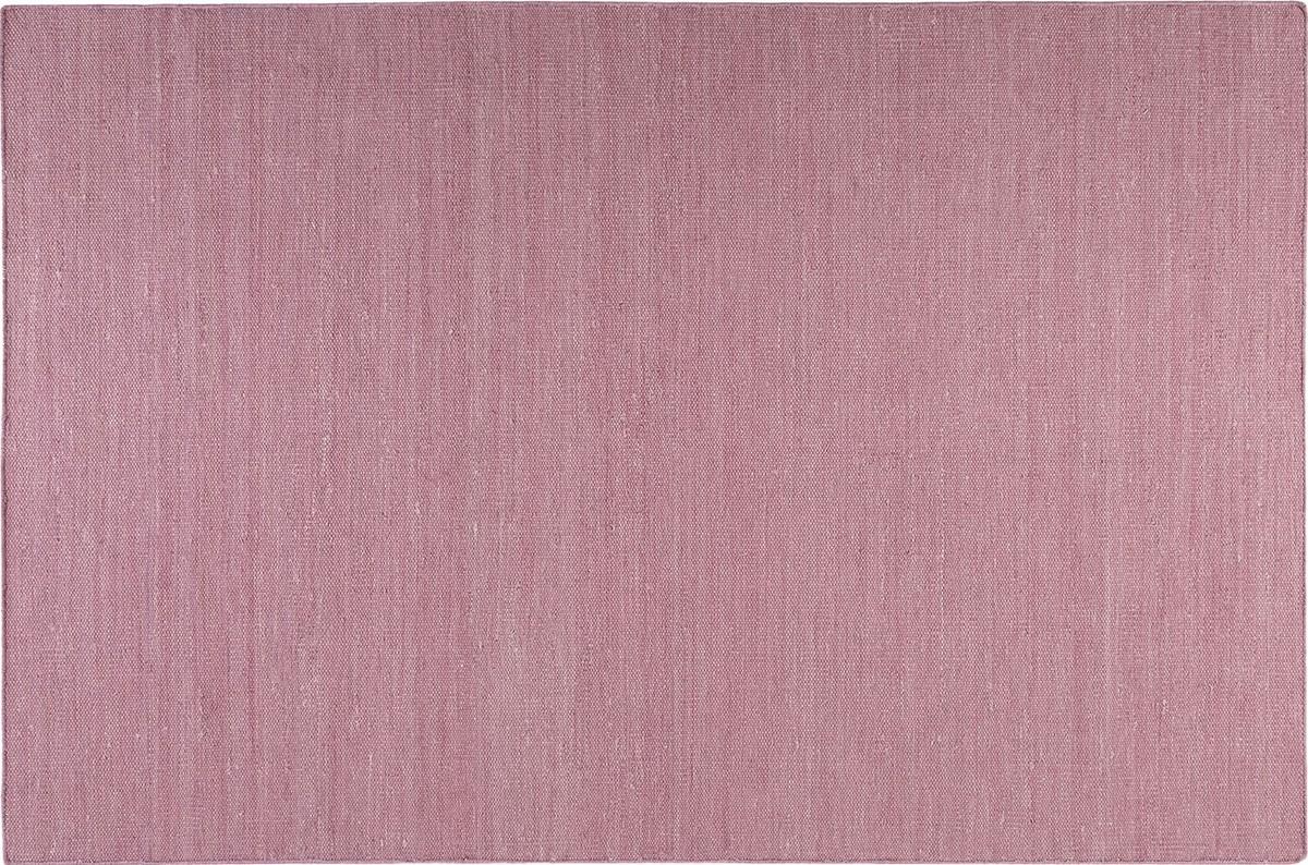 ESPRIT Teppich Rainbow Kelim ESP770809 rot bei tepgo