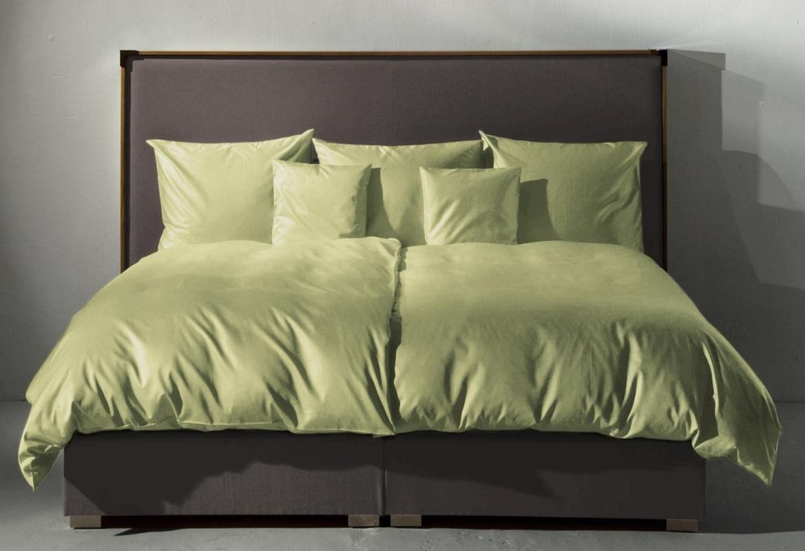 fischbacher bettbezug 902 jersey gr n 845 uni wohnaccessoires bei tepgo kaufen versandkostenfrei. Black Bedroom Furniture Sets. Home Design Ideas