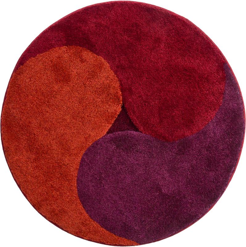 grund badteppich aum 4193 rot badteppiche bei tepgo kaufen versandkostenfrei. Black Bedroom Furniture Sets. Home Design Ideas
