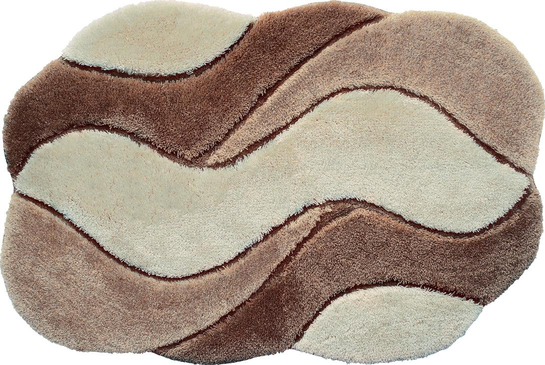 grund badteppich carmen 4120 beige badteppiche bei tepgo kaufen versandkostenfrei. Black Bedroom Furniture Sets. Home Design Ideas