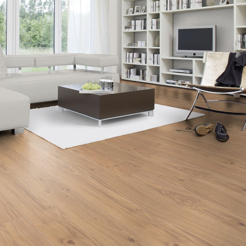 bilder hometrend parkett eiche puro weiss classic 4v diele 2200x180x13 5mm ge lt. Black Bedroom Furniture Sets. Home Design Ideas