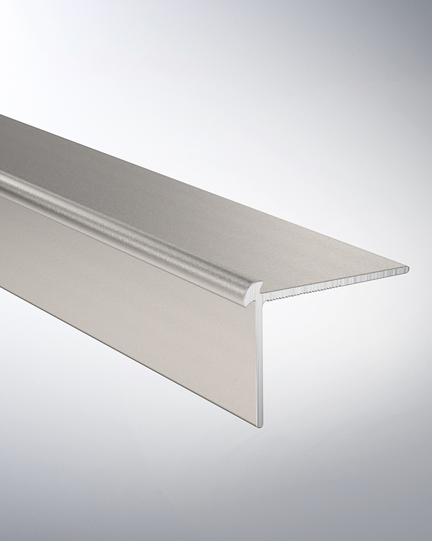 hometrend treppenkantenprofil 40x30x2 5 mm gebohrt alu. Black Bedroom Furniture Sets. Home Design Ideas