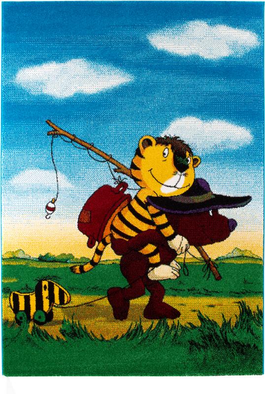 Janosch Teppich Tigers Reise bei tepgo kaufen