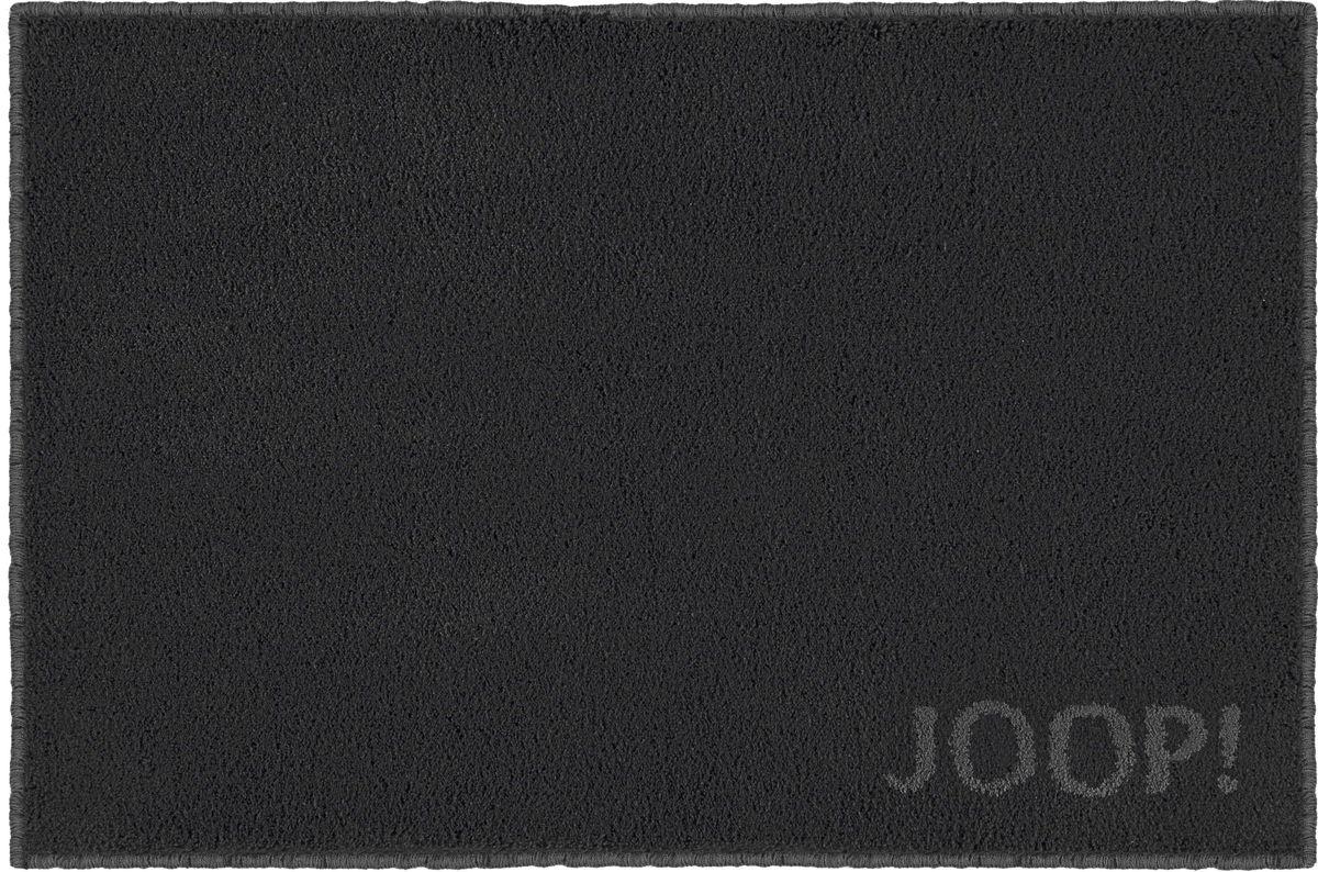 joop badteppich classic 015 schwarz badteppiche bei tepgo kaufen versandkostenfrei. Black Bedroom Furniture Sets. Home Design Ideas