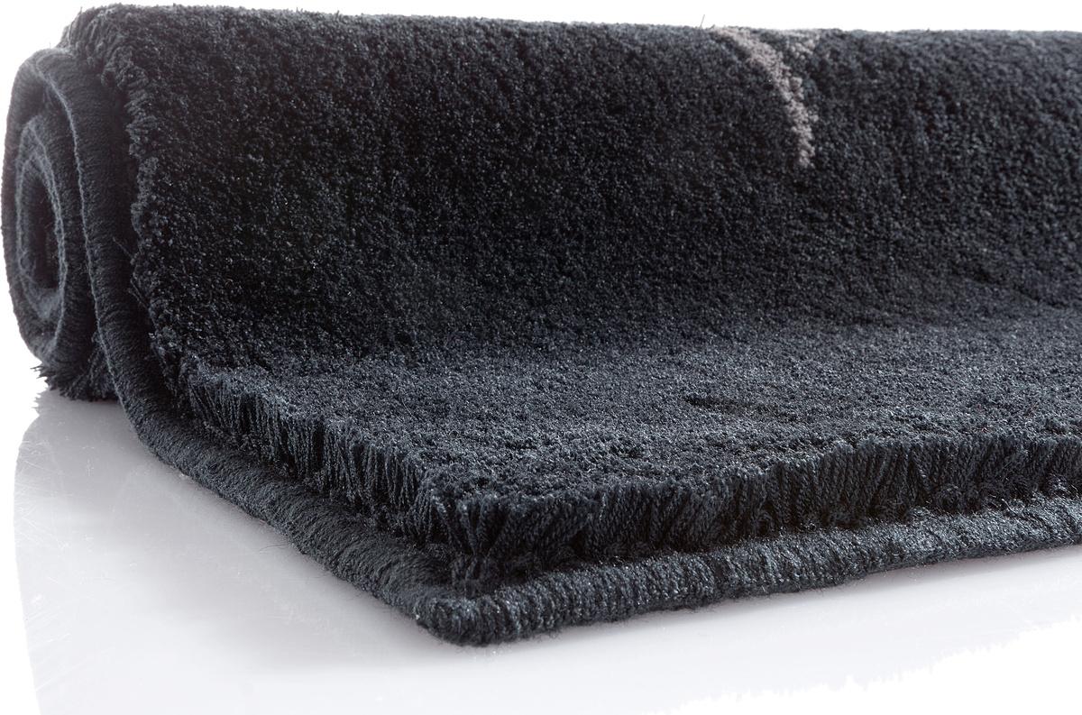 Joop badteppich cornflower 15 schwarz badteppiche bei tepgo kaufen versandkostenfrei for Joop badteppich sale