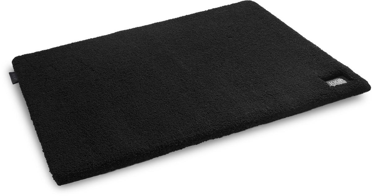 joop badematte basic schwarz badteppiche bei tepgo kaufen. Black Bedroom Furniture Sets. Home Design Ideas