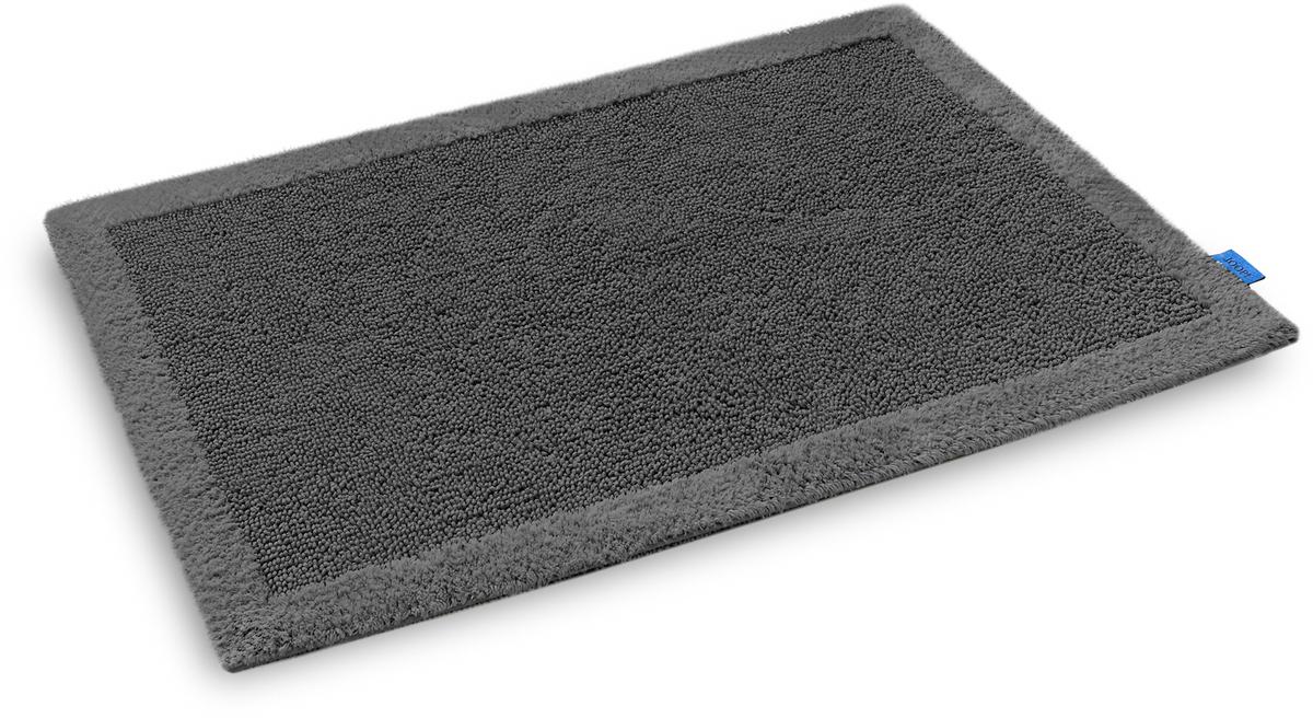 joop badteppich cotton classic anthrazit badteppiche bei tepgo kaufen versandkostenfrei. Black Bedroom Furniture Sets. Home Design Ideas