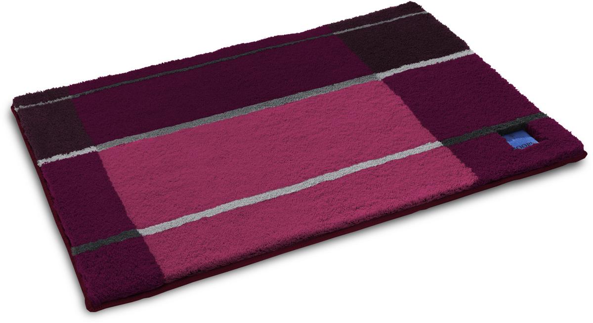 joop badematte shades squares raspberry badteppiche bei. Black Bedroom Furniture Sets. Home Design Ideas