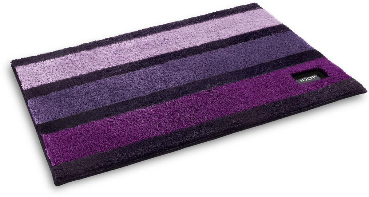 joop badteppich soft colours stripes cassis badteppiche. Black Bedroom Furniture Sets. Home Design Ideas