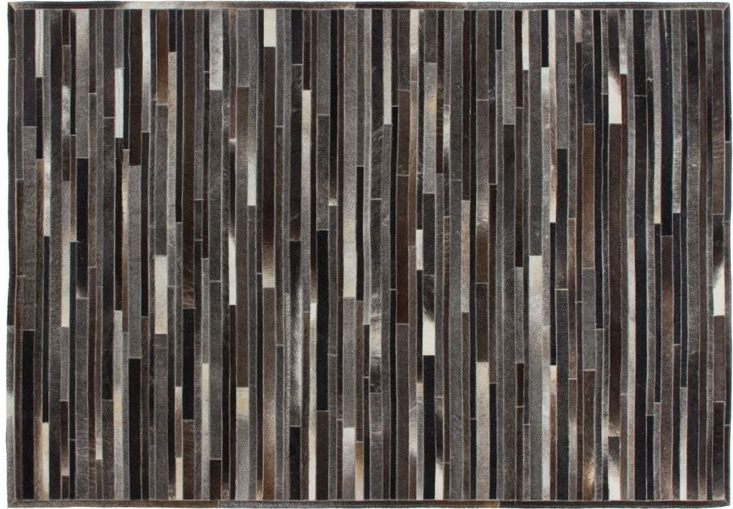Kayoom Teppich Lavish 110 Grau Braun Vintage Patchwork Bei Tepgo