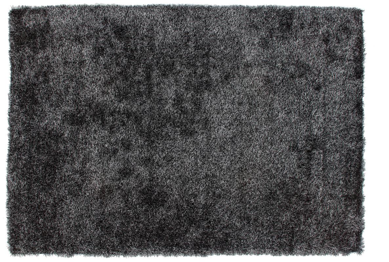 Kayoom hochflor teppich diamond 700 anthrazit teppich - Anthrazit teppich ...