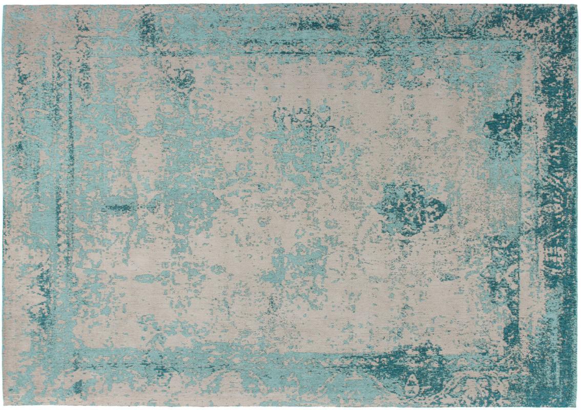 kayoom vintage teppich nostalgia 285 t rkis bildergalerie. Black Bedroom Furniture Sets. Home Design Ideas