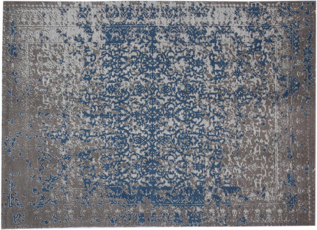 kayoom vintage teppich sunny 310 beige blau vintage patchwork bei tepgo kaufen. Black Bedroom Furniture Sets. Home Design Ideas