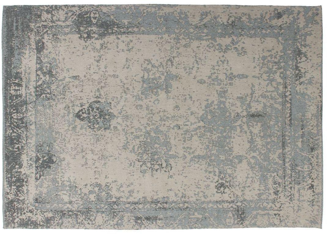 Kayoom Teppich Nostalgia 285 Grau Vintage Patchwork Bei Tepgo
