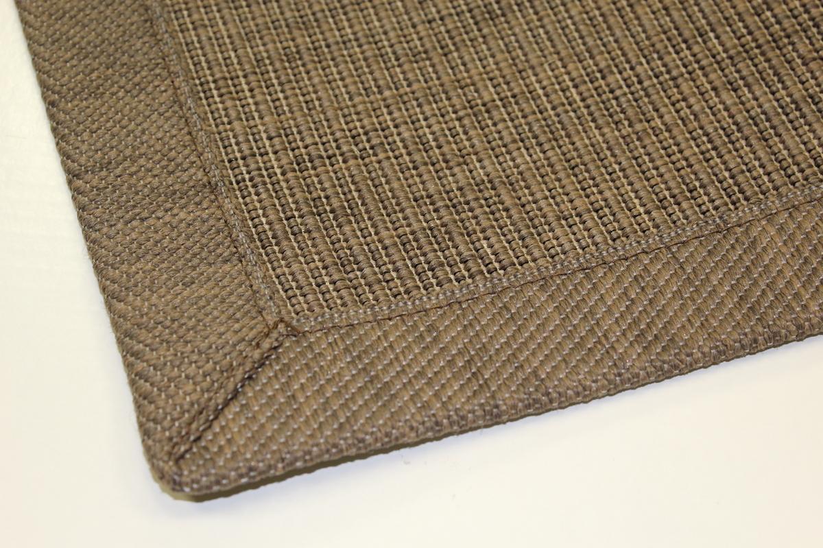 dekowe outdoorteppich naturino boucle braun teppich. Black Bedroom Furniture Sets. Home Design Ideas