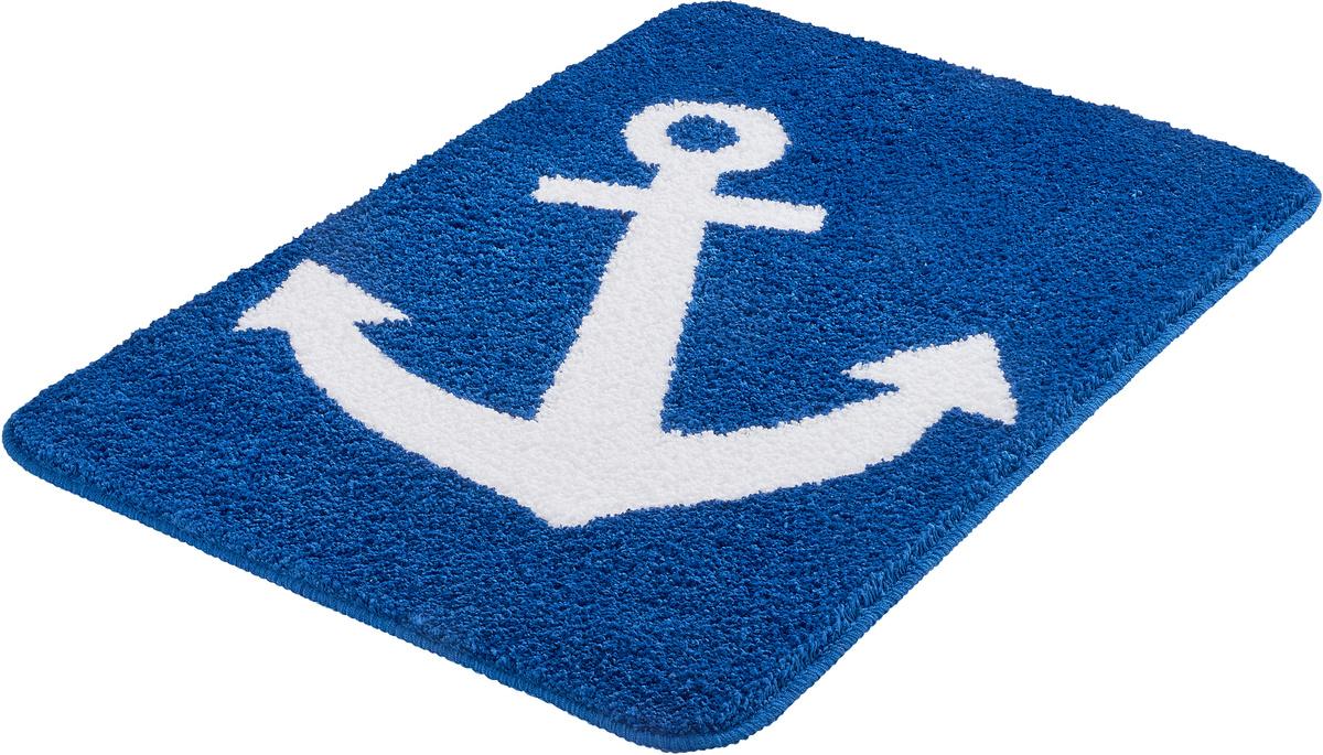 kleine wolke badteppich anchor royalblau badteppiche bei tepgo kaufen versandkostenfrei. Black Bedroom Furniture Sets. Home Design Ideas