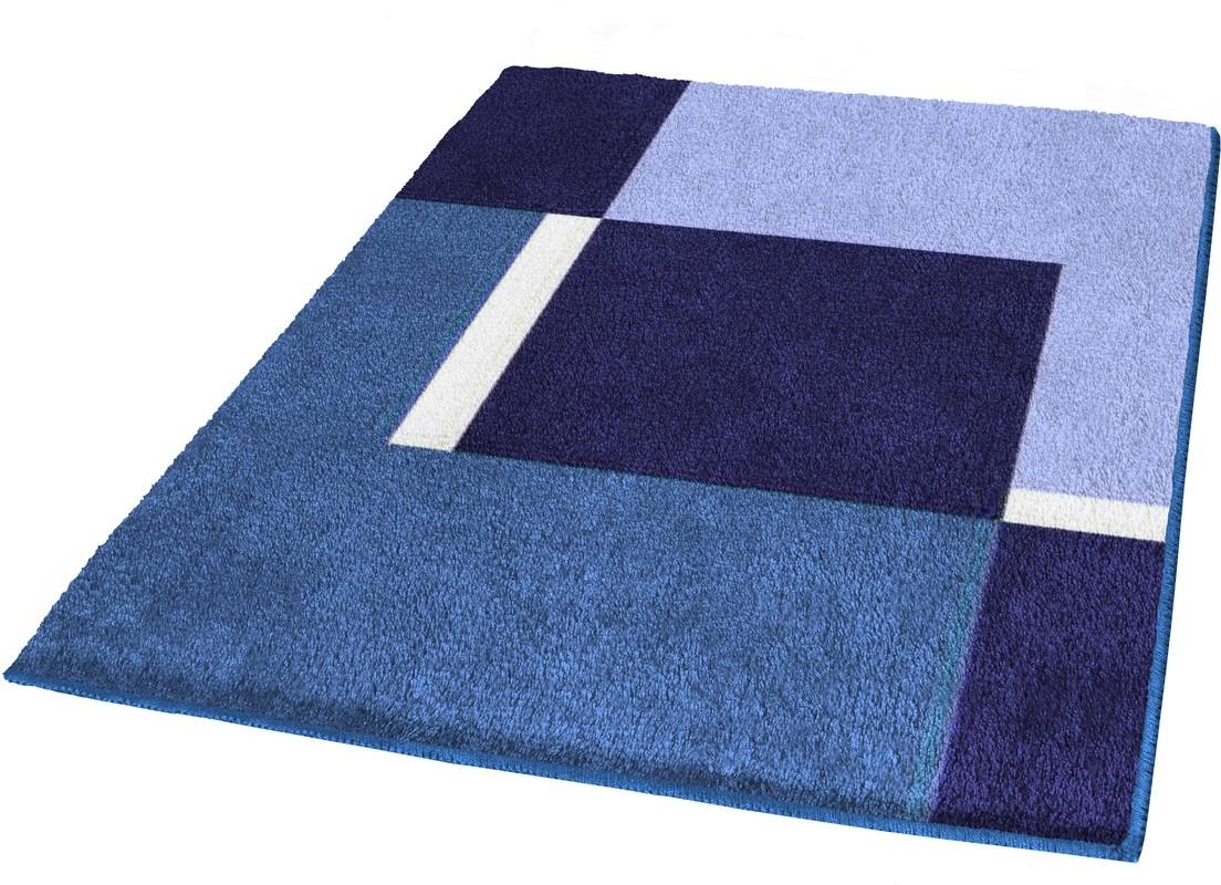 kleine wolke badteppich dakota marineblau badteppiche. Black Bedroom Furniture Sets. Home Design Ideas