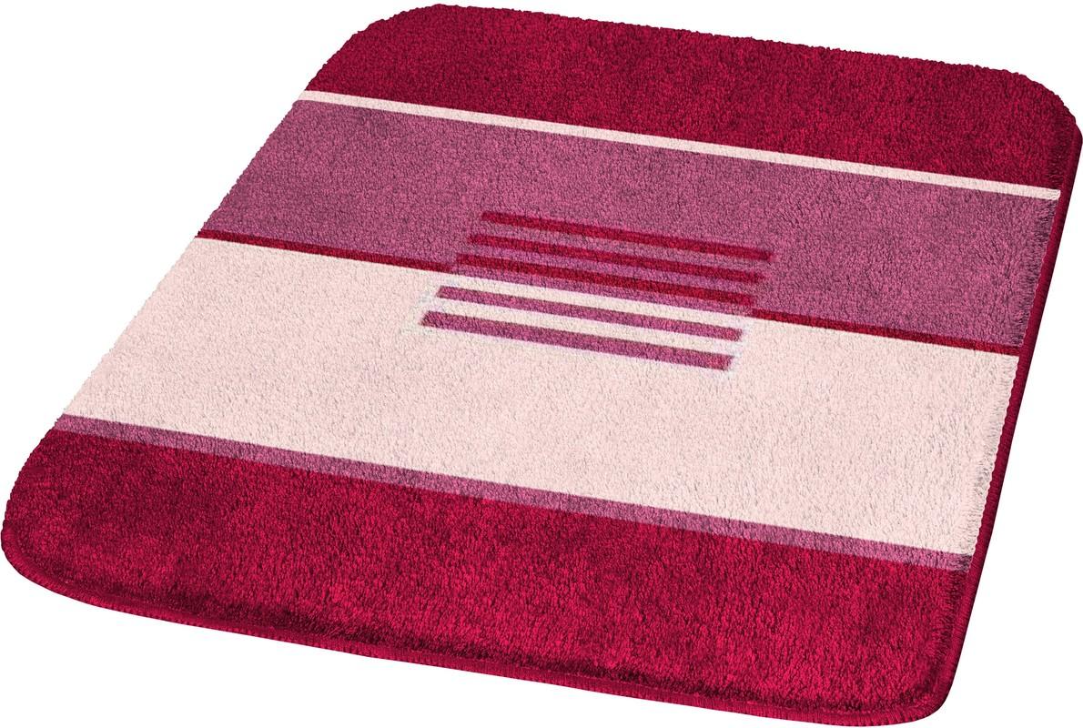 kleine wolke badteppich deco weinrot badteppiche bei. Black Bedroom Furniture Sets. Home Design Ideas