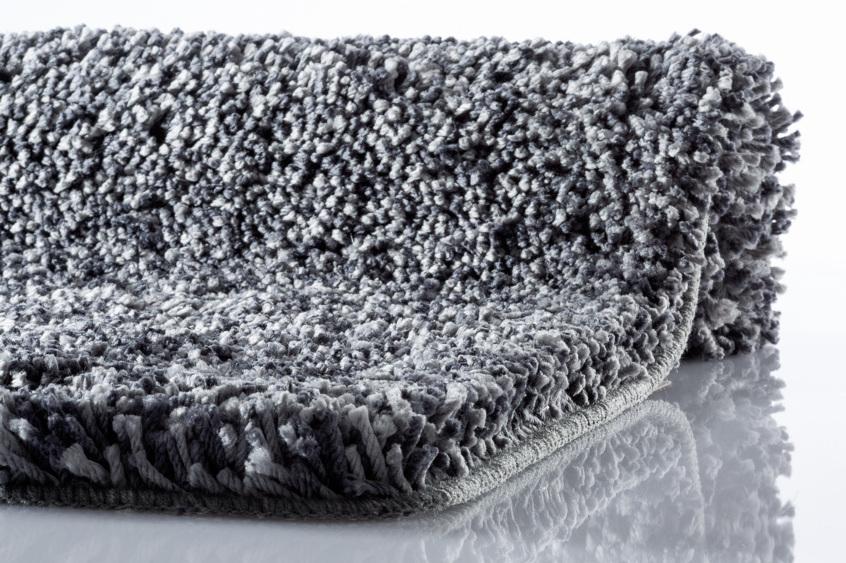 kleine wolke badteppich fantasy anthrazit badteppiche bei. Black Bedroom Furniture Sets. Home Design Ideas