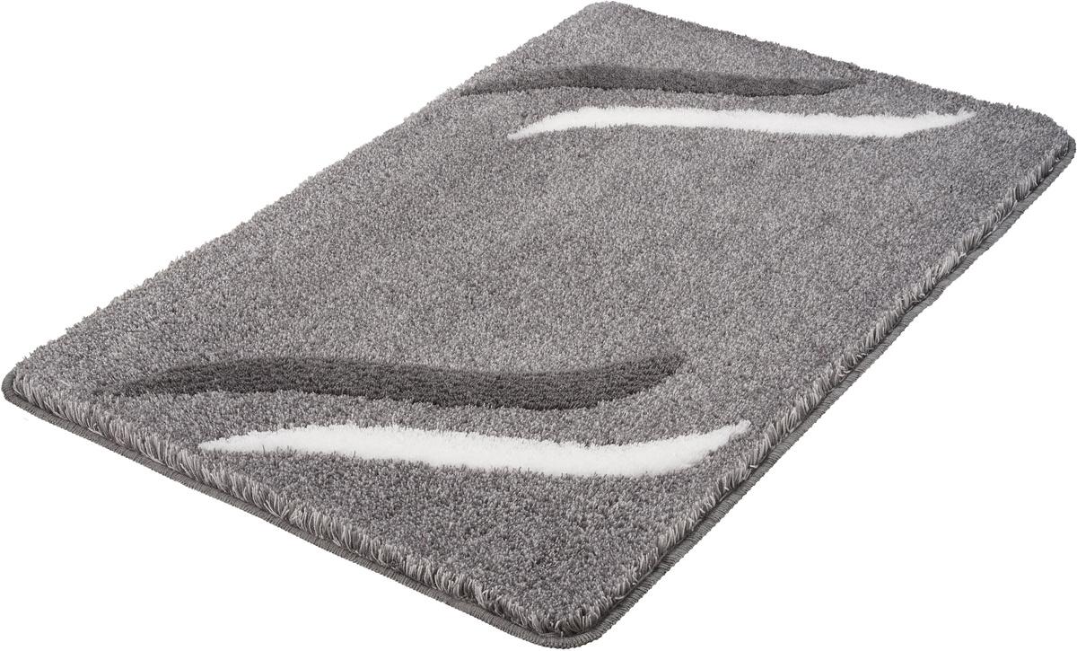 kleine wolke badteppich florenz anthrazit badteppiche bei. Black Bedroom Furniture Sets. Home Design Ideas