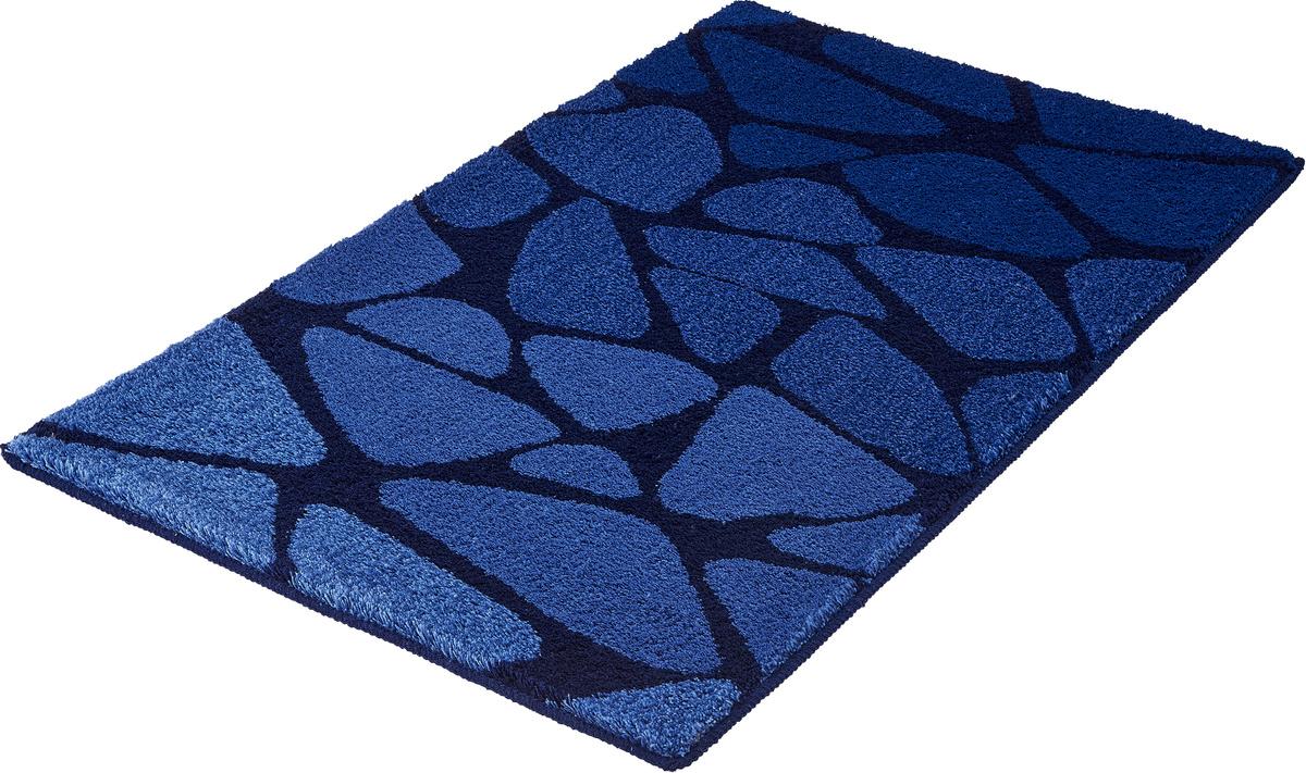 kleine wolke badteppich inspire dunkelblau badteppiche. Black Bedroom Furniture Sets. Home Design Ideas