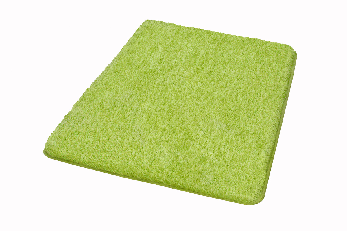 kleine wolke badteppich seattle kiwigr n badteppiche bei tepgo kaufen versandkostenfrei. Black Bedroom Furniture Sets. Home Design Ideas