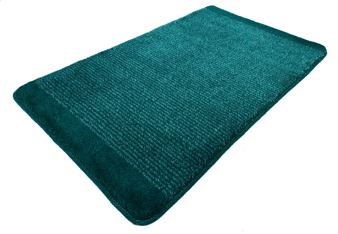 kleine wolke badteppich singapur petrol badteppiche bei tepgo kaufen versandkostenfrei ab 40 eur. Black Bedroom Furniture Sets. Home Design Ideas