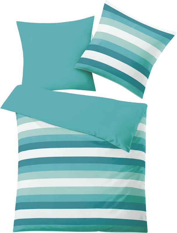 kleine wolke bettw sche summer t rkis wohnaccessoires bei tepgo kaufen versandkostenfrei. Black Bedroom Furniture Sets. Home Design Ideas